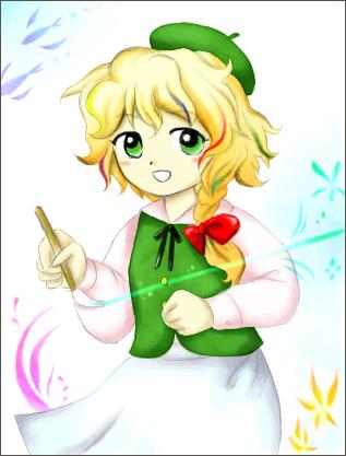 虹色キャンバス