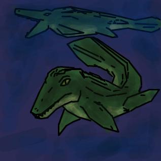 モササウルス(旧)