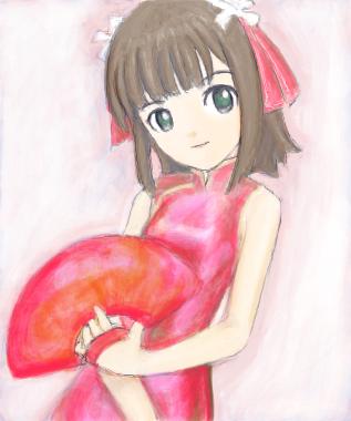 ミニチャイナドレス艶春香 by Sakazuki 艶春香スレ#5