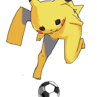 サトシ!サッカーやろうぜ!!