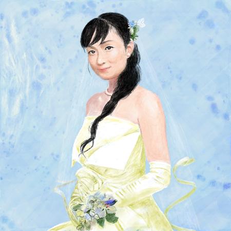 嫁ミンゴス(ゲーマガ2008年9月号より)