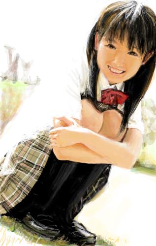 女子高生 「女子高等学校生」の略称のひとつである。 最近では「JK」(→Josh... ジョシコ