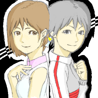 ゆきまこ(ID: fso7rtBJ47さん画)