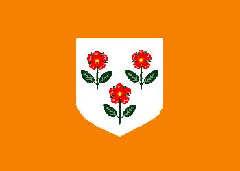 ローズ島共和国国旗