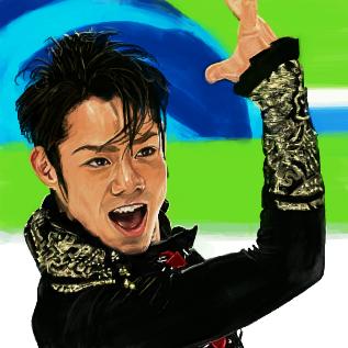 フィギュアスケート男子 高橋大輔