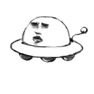 UFOさん