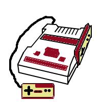 ファミコン本体