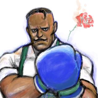英国拳闘紳士ダッドリー by Sakazuki