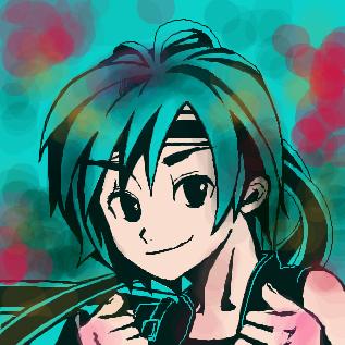 ユフィ(natsuさんの絵)