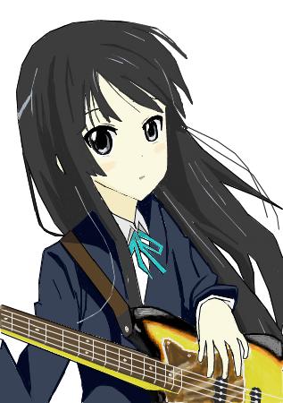 On Bass!秋山澪! 01