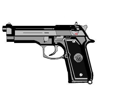 省 拳銃 外務