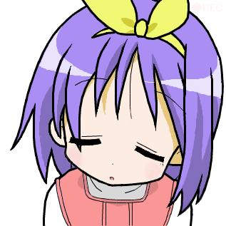 最近眠いんだ
