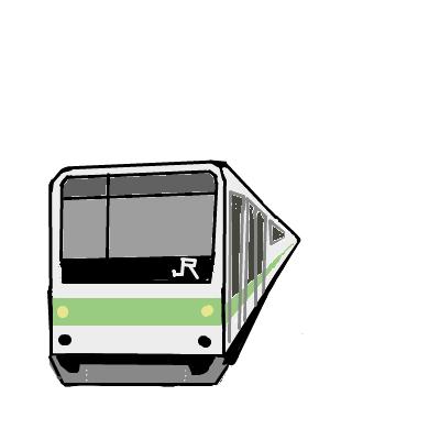国鉄 205系電車 0番台 (山手線仕様)