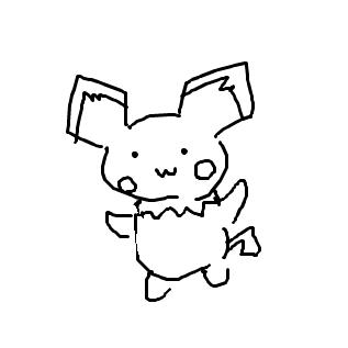 ピチュー>>3
