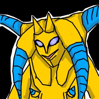 暗黒怪獣 ダークロン