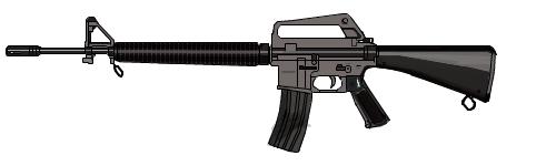 M16とは (エムイチロクとは) [単...