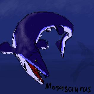 モササウルス(新)