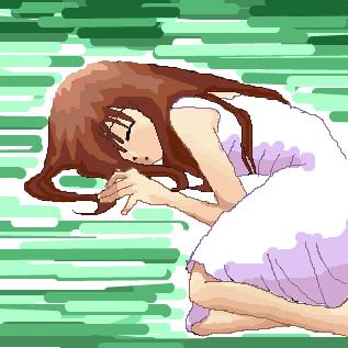 幻想世界の少女
