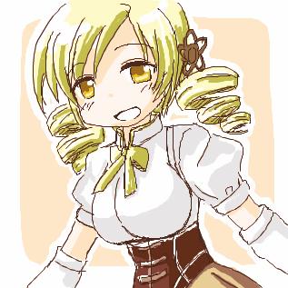 笑顔の魔法少女