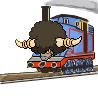 機関車バフマス