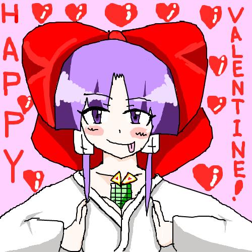 バレンタイン爆発しろ