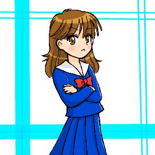 高幡多可子 by blueveryjam