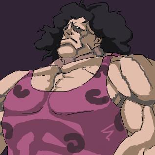 Hugo the Giant by ID: 0eg/EHAH3+ ヒューゴースレ#7