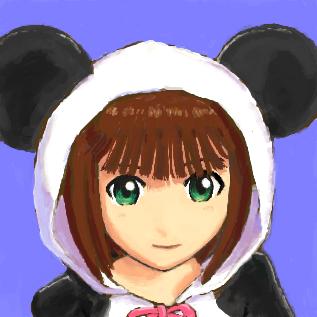 熊猫春香 by Sakazuki