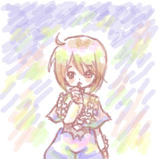蒼星石 by ID: /vTdJFYH2Z らくがきスレ#6702