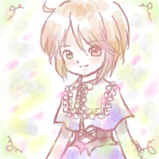 蒼星石 by ID: /vTdJFYH2Z らくがきスレ#6703