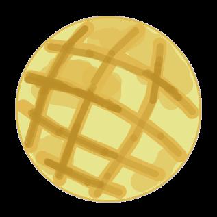 メロンパン by |・▴・๑)<D.*Shoku <D.*Shoku (ID:13853989)ユーザースレ#100