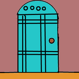 扉絵の扉絵