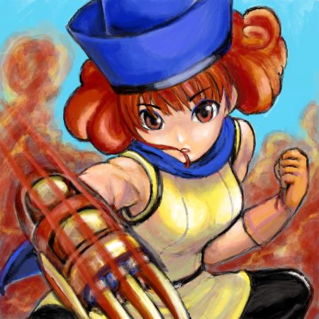アリーナ、炎の爪 by ID: JkOQCCg7+T アリーナスレ#42