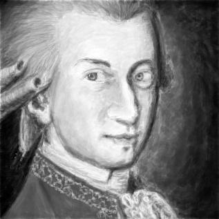 ヴォルフガンク・アマデウス・モーツァルト