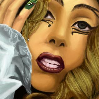 Judas:Lady Gaga by ID: Ke7xId3F1c Lady Gagaスレ#92