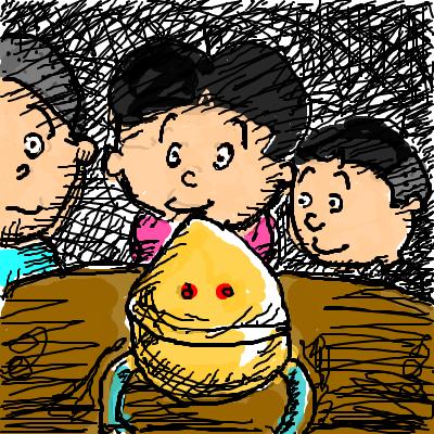 全自動卵割り機(サザエさん) - アニヲタWiki(仮) -  …