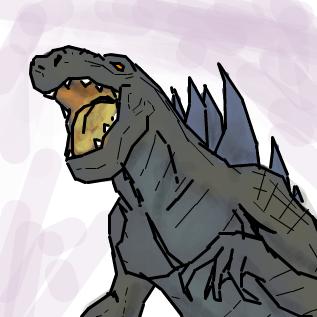ゴジラ(Godzilla)