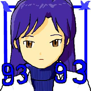 如月千早「9393」 by ID: e0l14rTnIe