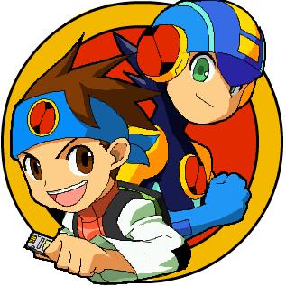 『ロックマンエクゼ』光 熱斗&ロックマン「バトルオペレーション・セット!」 by ID: KY69eNDyAd ロックマンエクゼスレ#592
