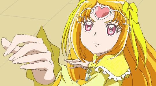 アコ/キュアミューズ(スイートプリキュア♪)