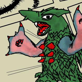 怪魚超獣ガラン