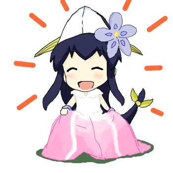 ミニキハちゃん
