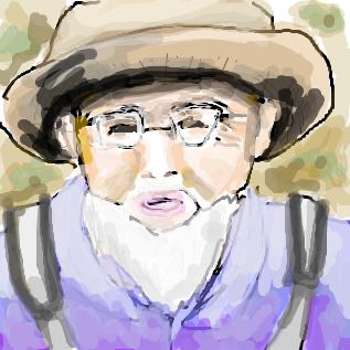 アリゾナの老人(Grumpy Jiisan)