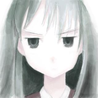 狩野すみれ(原作6巻挿絵)