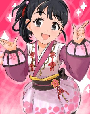「ひな祭りですよっ!えへへ……」福山舞 by ID: /G94yFR+AX 福山舞スレ#6