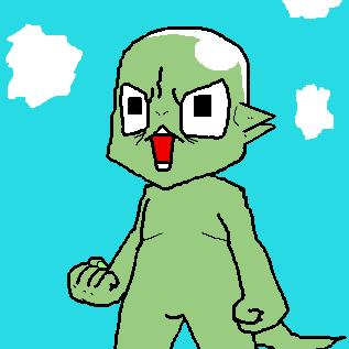 モダン恐竜