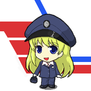 三陸鉄道「久慈ありす」