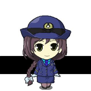 警視庁「門田さくら」