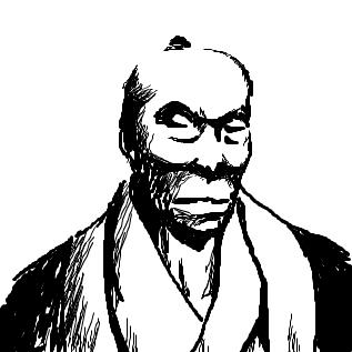 渡部一郎(黒鉄ヒロシ風)