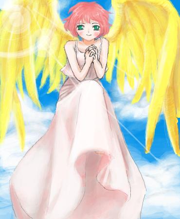 ハーピーは天使!!